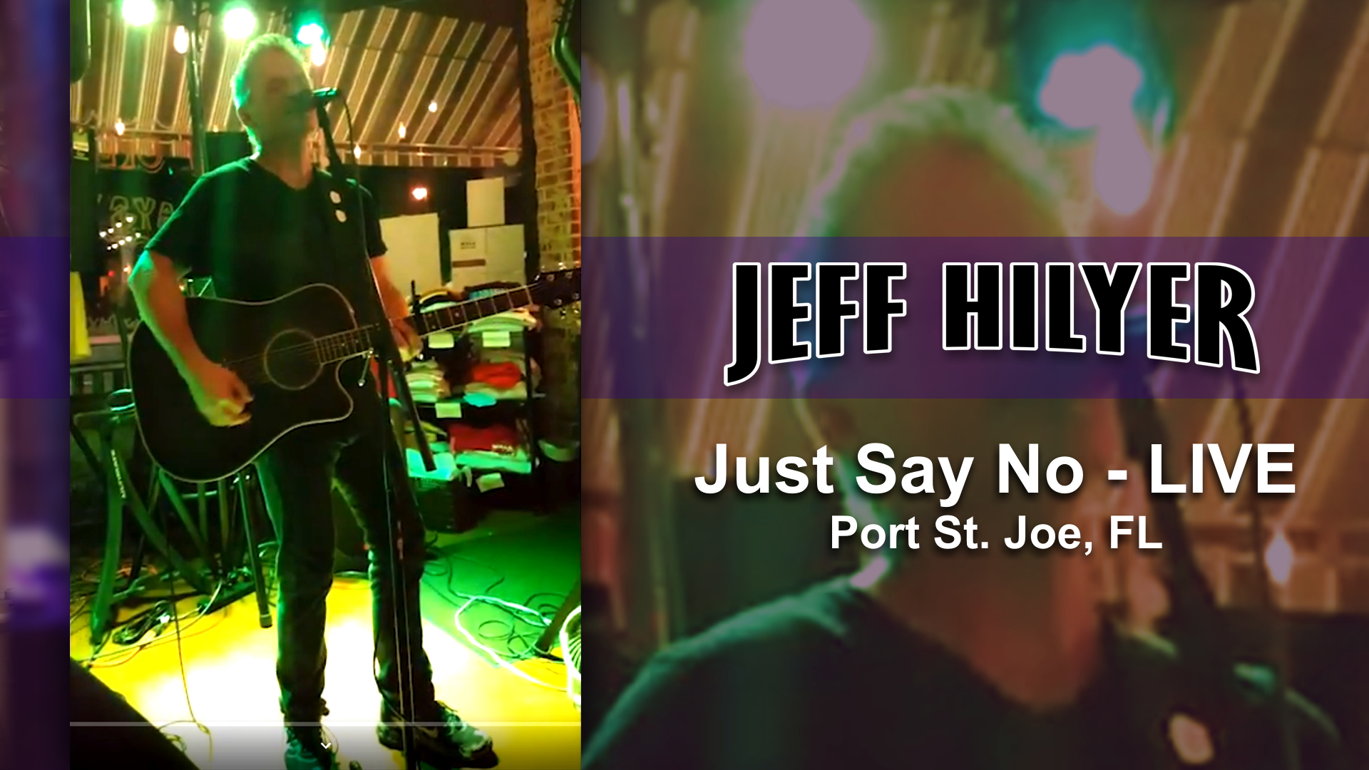 Jeff Hilyer - Just Say No