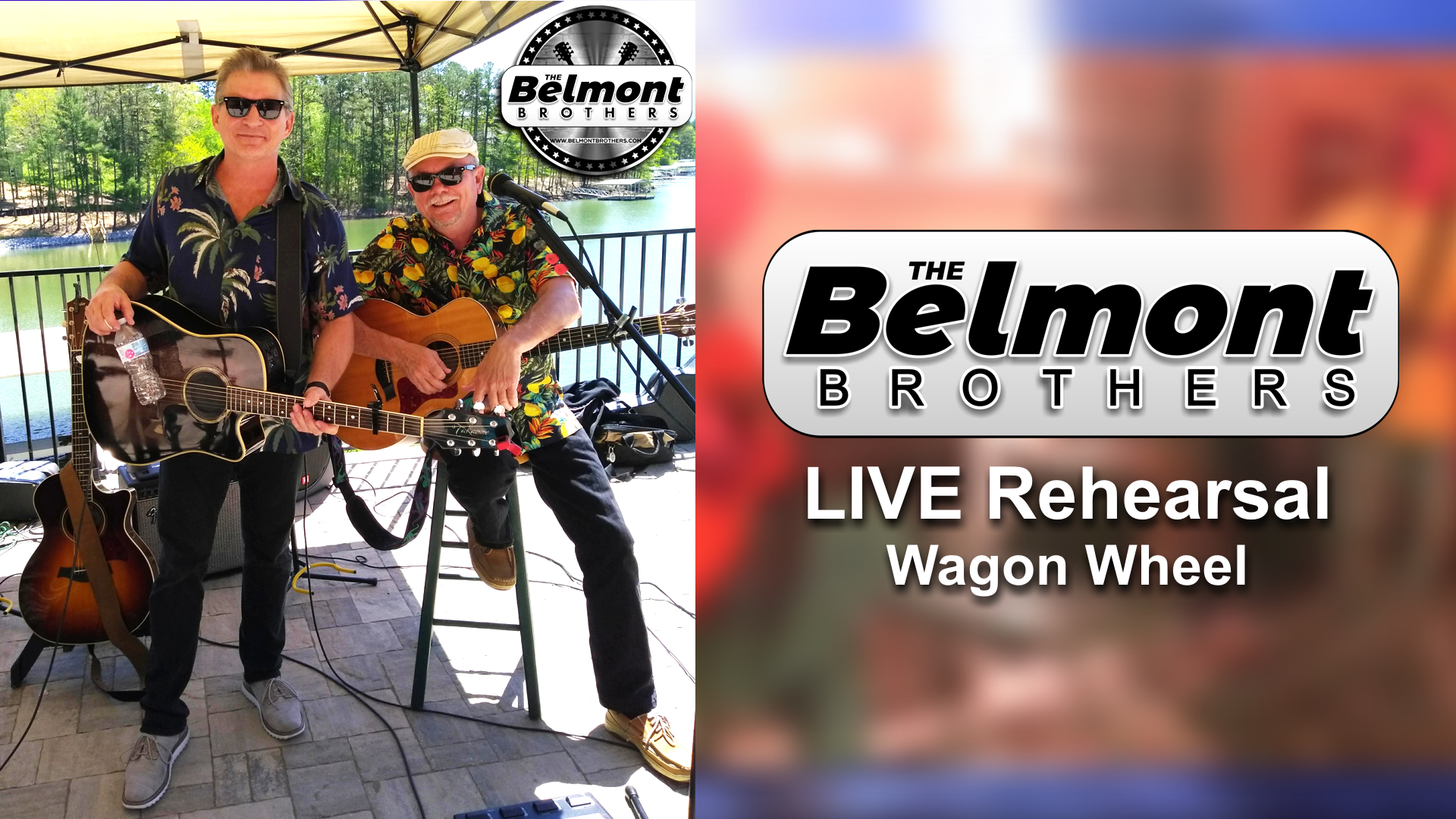 The Belmont Brothers Guitar Duo