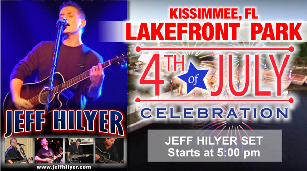 Jeff Hilyer - Kissimmee Promo